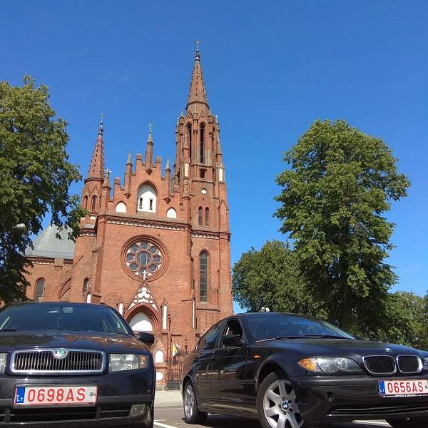 Евротур за двумя автомобилями  в Литву изображение 4