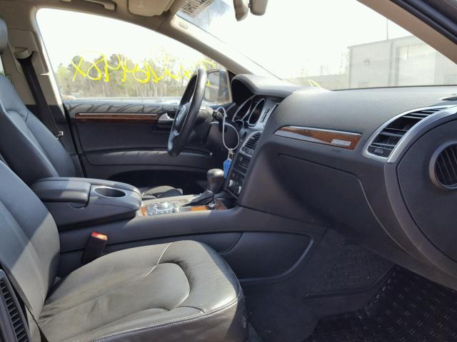 AUDI Q7 PREMIUM PLUS 2012 г.в. за 7500$ изображение 5