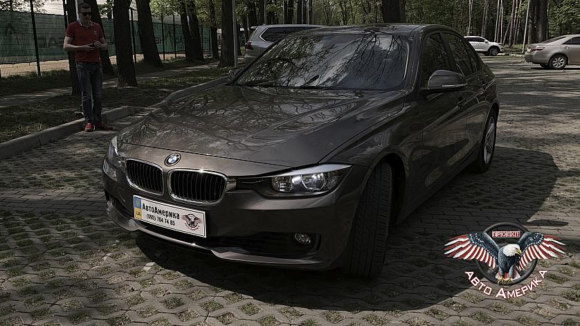 BMW 328i 2014 г. в. за 5500$ зображення 1