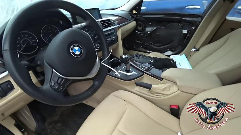 BMW 328i 2014 г. в. за 5500$ зображення 8