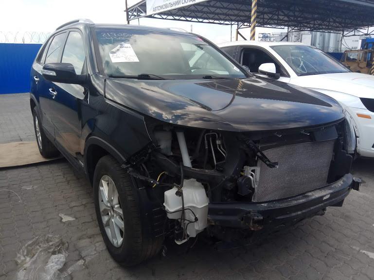 KIA SORENTO - 2014 г. - привезенное авто нашего клиента уже на учете зображення 1