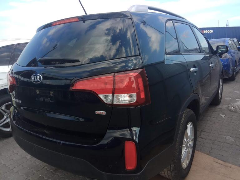 KIA SORENTO - 2014 г. - привезенное авто нашего клиента уже на учете зображення 3