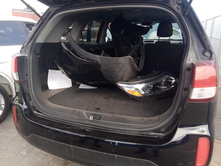 KIA SORENTO - 2014 г. - привезенное авто нашего клиента уже на учете зображення 5