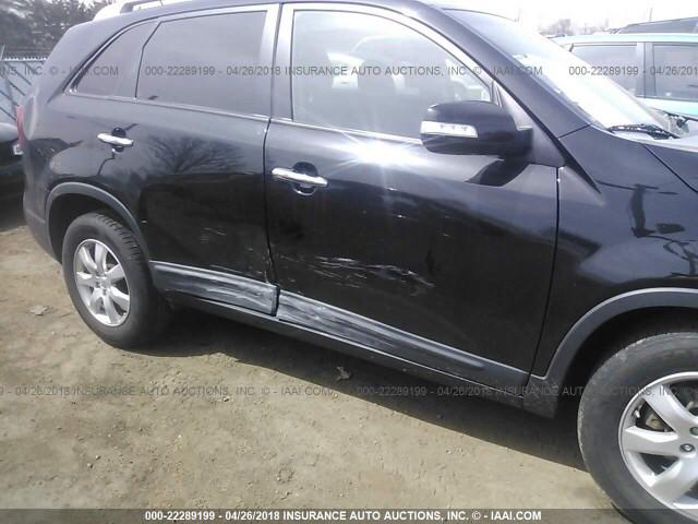 KIA SORENTO - 2012 - привезенное авто нашего клиента уже на учете зображення 1
