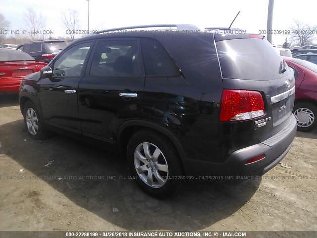 KIA SORENTO - 2012 - привезенное авто нашего клиента уже на учете зображення 2