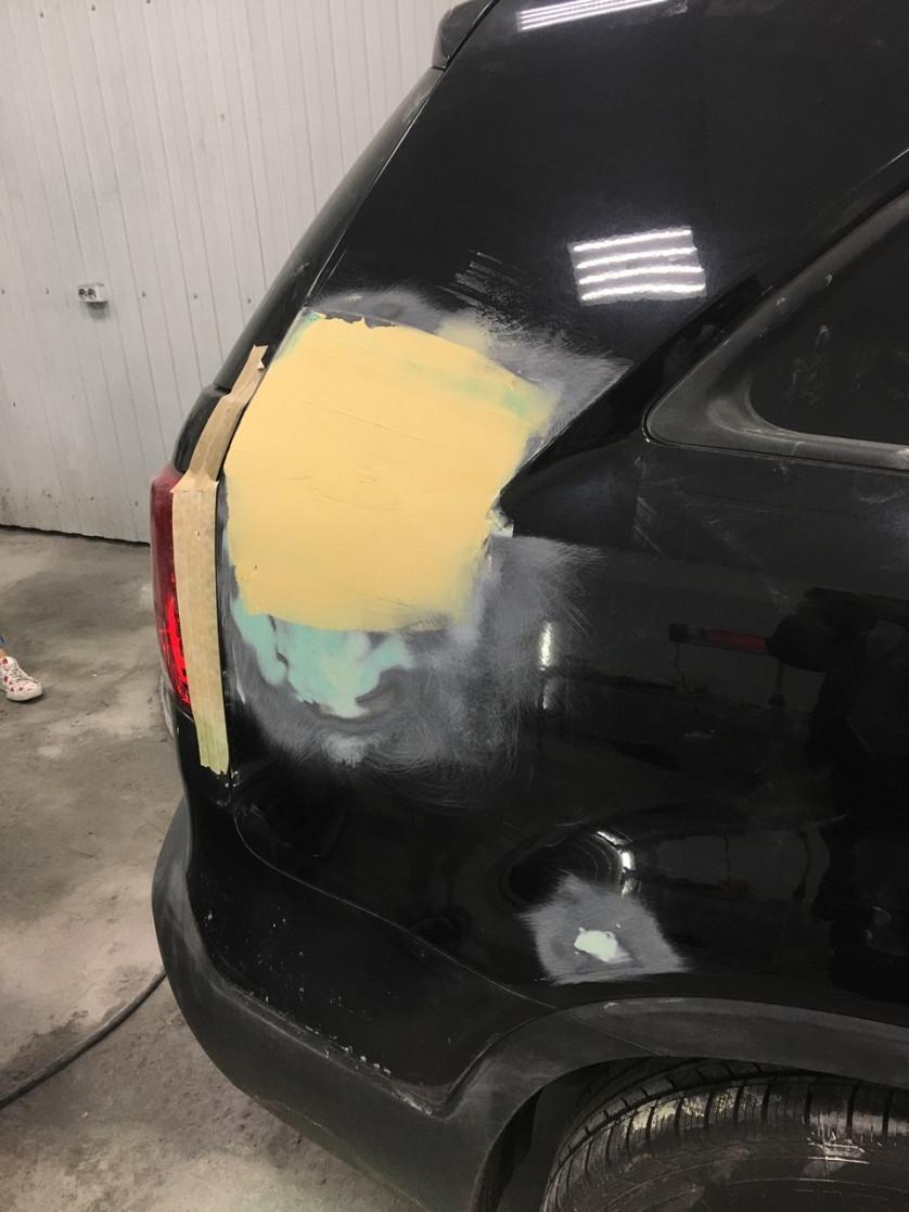 KIA SORENTO - 2012 - привезенное авто нашего клиента уже на учете зображення 5