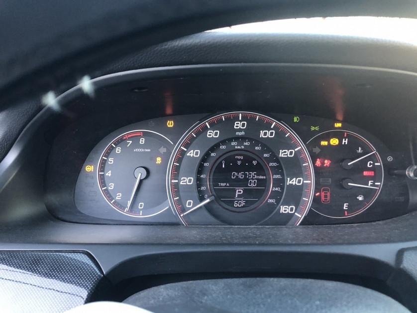 Honda Accord 2014 зображення 7