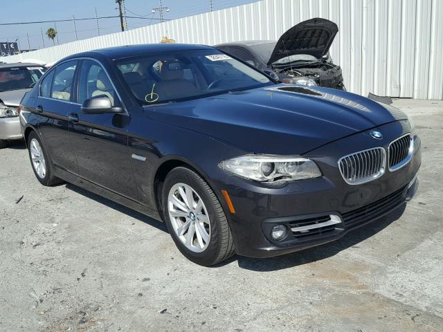 BMW 528, 2015 зображення 1
