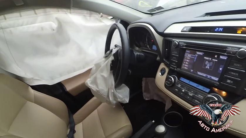 Toyota RAV4 LIMITED 2014 г.в. за 10000$. зображення 5