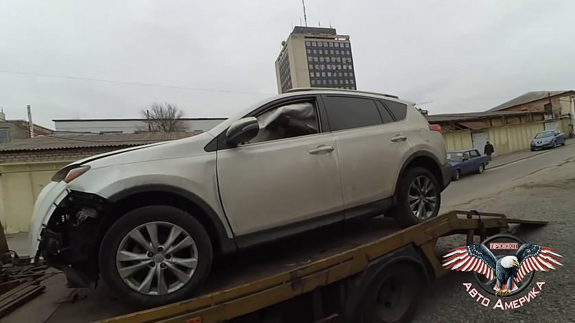 Toyota RAV4 LIMITED 2014 г.в. за 10000$. зображення 3