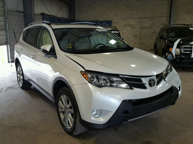 Toyota RAV4 LIMITED 2014 г.в. за 10000$. зображення 1