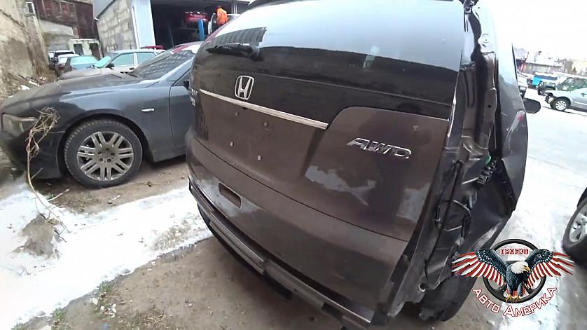 HONDA CR-V EXL 2014 г.в. за 7800$ зображення 6
