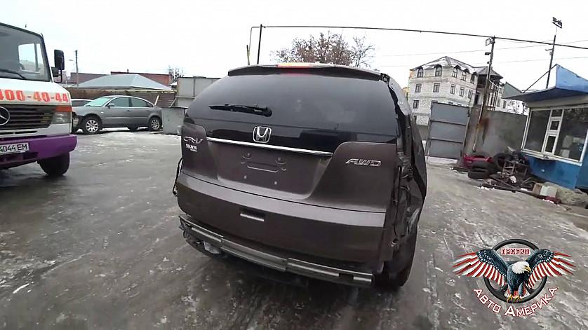 HONDA CR-V EXL 2014 г.в. за 7800$ зображення 3