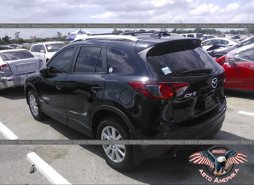 MAZDA CX-5 TOURING 2014 г.в. за 6000$ зображення 3