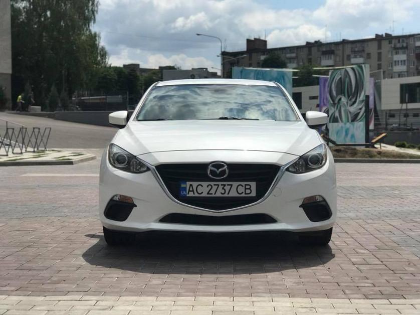 Mazda 3, 2014 зображення 2