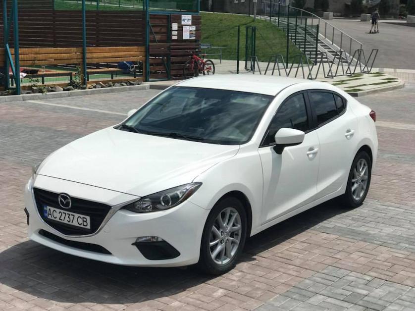 Mazda 3, 2014 зображення 1