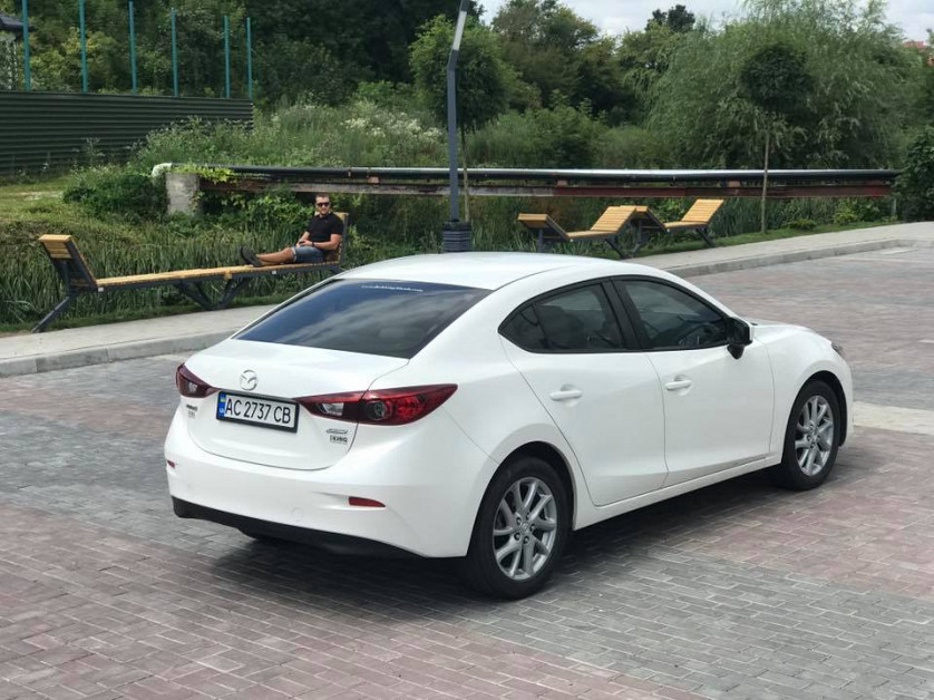 Mazda 3, 2014 зображення 5