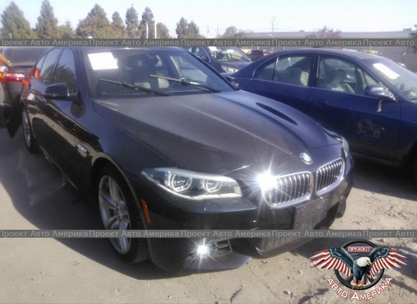 BMW 550 I 2014 г.в. за 14500$ зображення 1