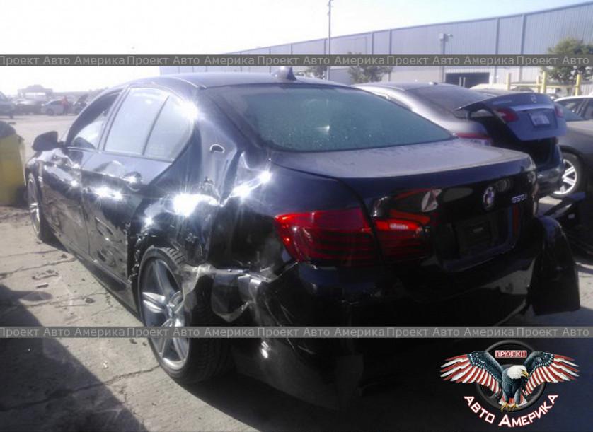 BMW 550 I 2014 г.в. за 14500$ зображення 3