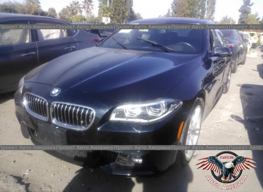 BMW 550 I 2014 г.в. за 14500$ зображення 2