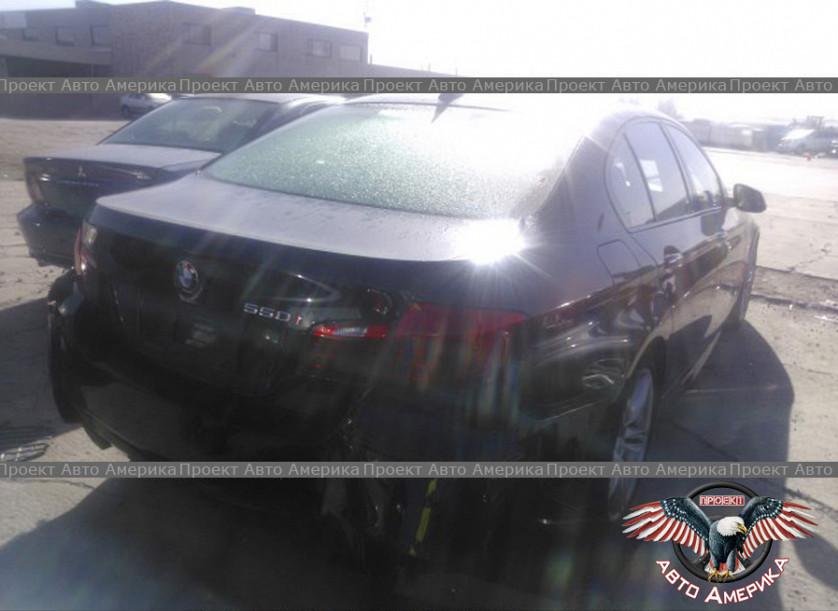 BMW 550 I 2014 г.в. за 14500$ зображення 4