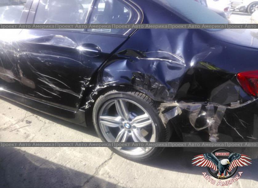 BMW 550 I 2014 г.в. за 14500$ зображення 6