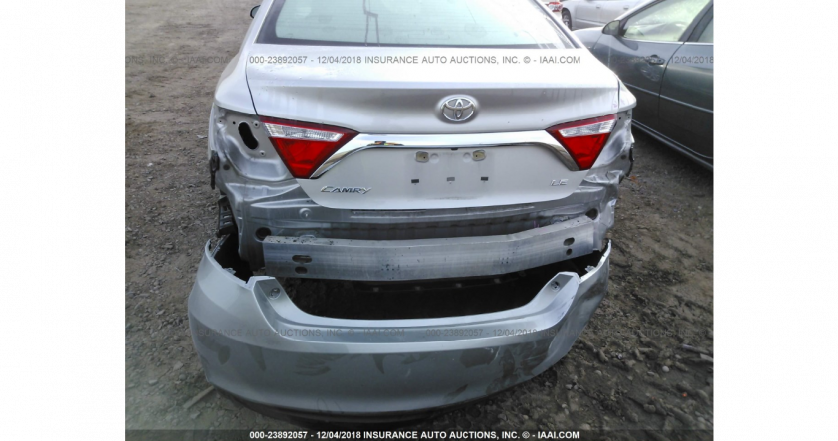 Toyota camry зображення 5
