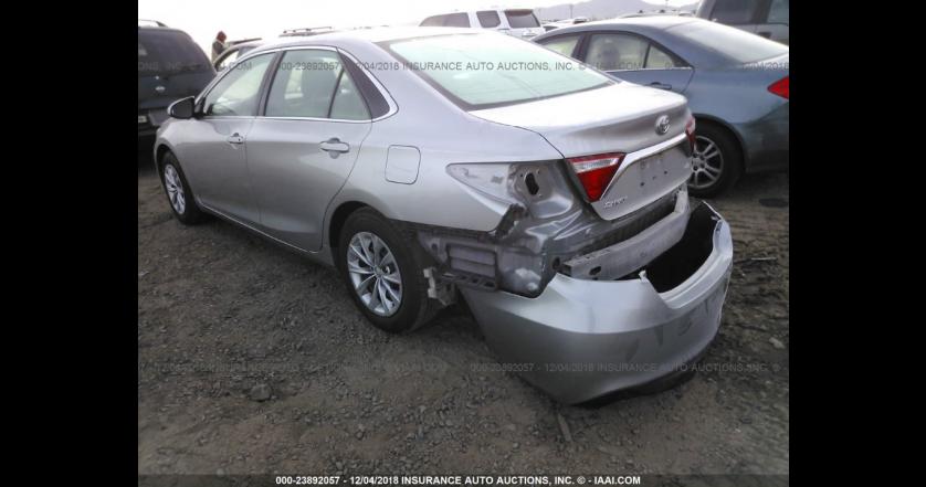 Toyota camry зображення 3
