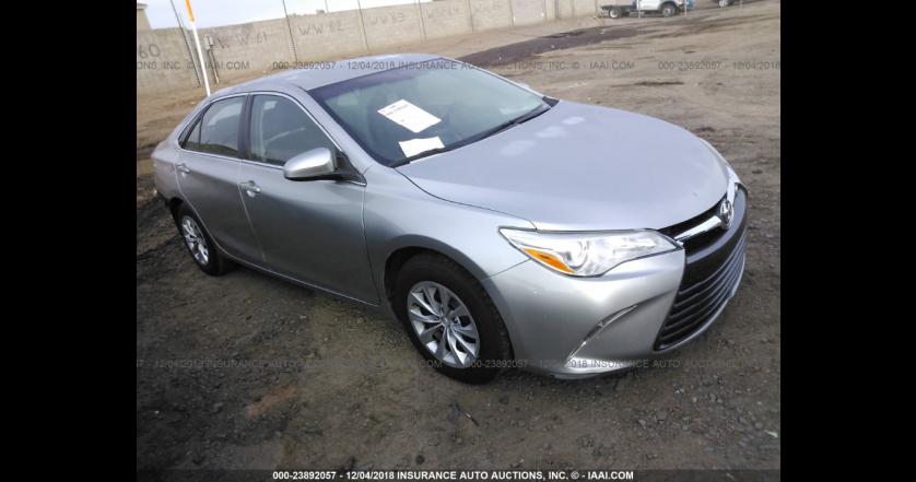 Toyota camry зображення 1