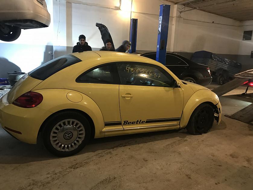 VW beetle 2013 зображення 5