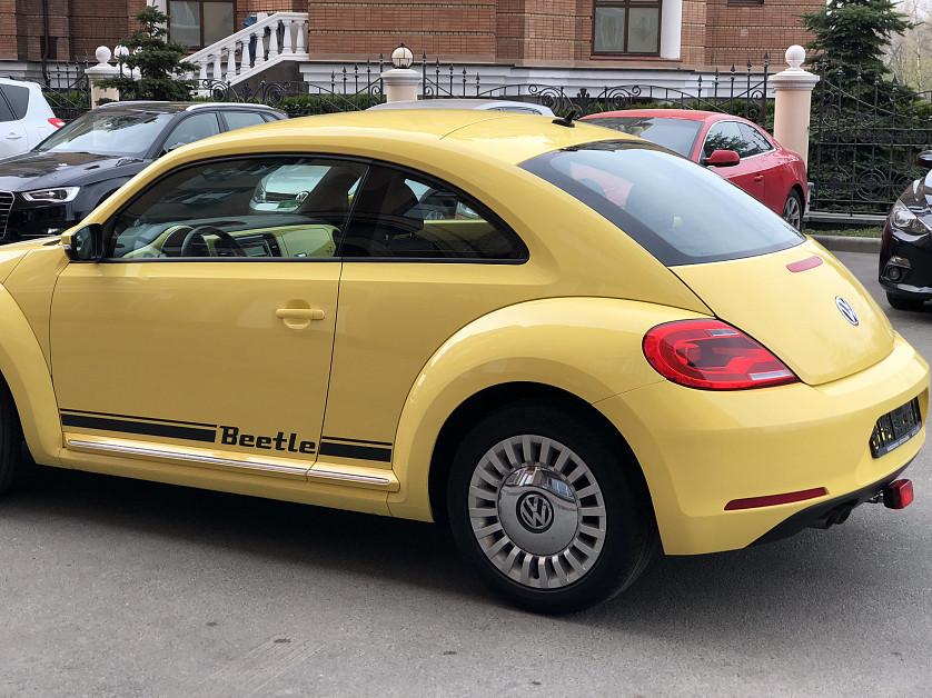 VW beetle 2013 зображення 1