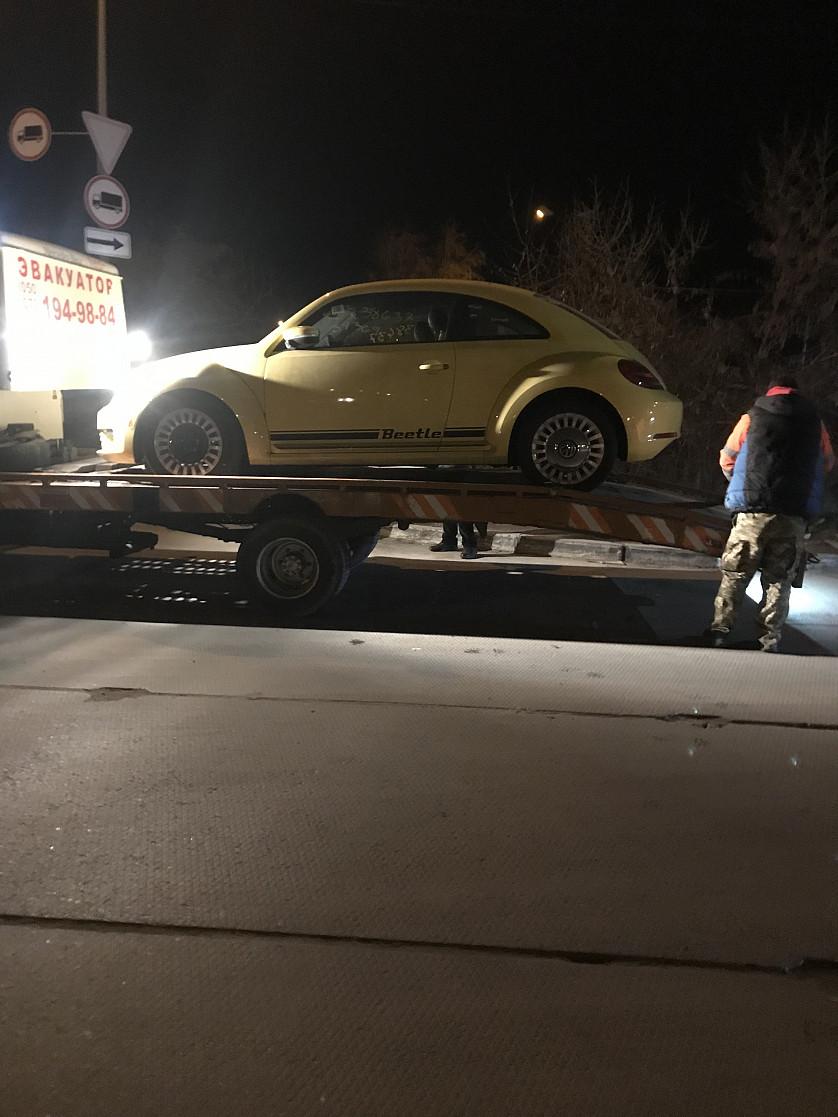 VW beetle 2013 зображення 4
