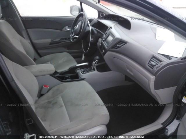 Honda CIVIC 2012 EX зображення 6