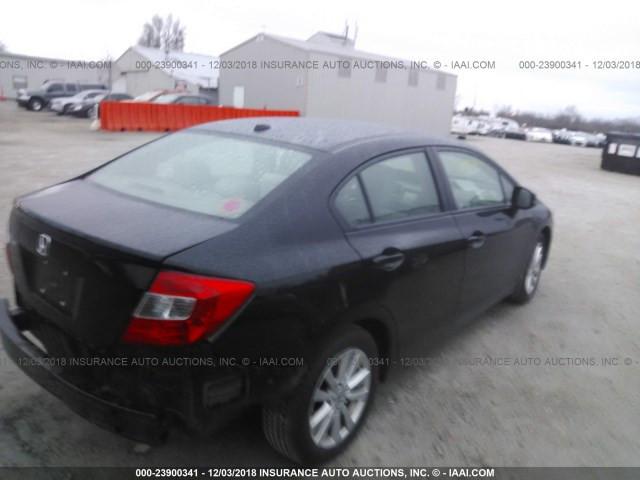Honda CIVIC 2012 EX зображення 4