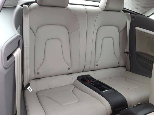AUDI A5 PREMIUM PLUS, 2012 зображення 5