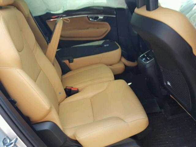 2016 Volvo XC90 T6 2.0 turbo зображення 4