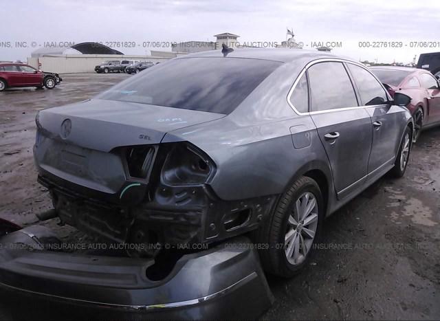 2012 Volkswagen Passat SEL 2.5 (B7) зображення 4