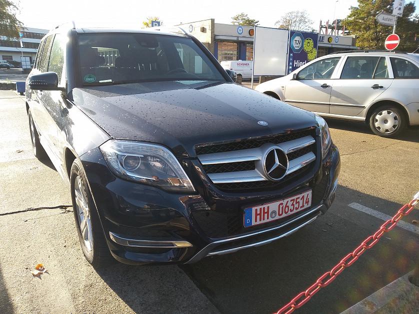 Mercedes-Benz GLK 220 4MATIC зображення 1