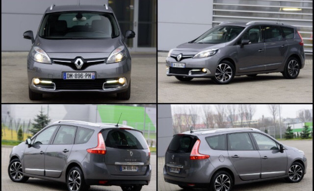 Renault Grand Scenic  2014 год в комплектации BOSE зображення 1