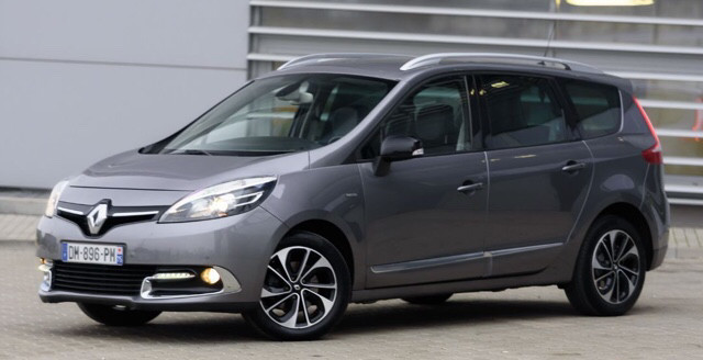 Renault Grand Scenic  2014 год в комплектации BOSE зображення 3