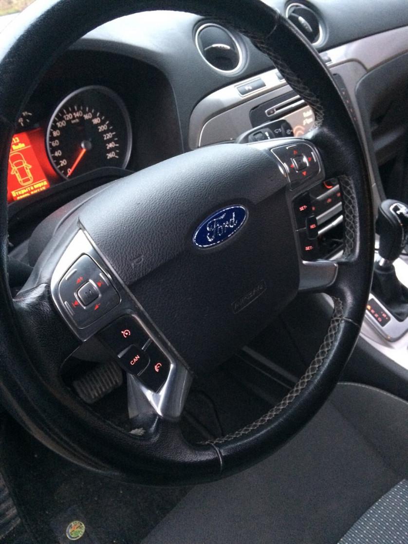 Ford Galaxy в комплектации GINA 2,0 CDI POWER SHIFT 2012год зображення 5