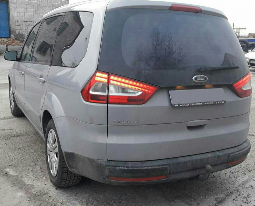 Ford Galaxy в комплектации GINA 2,0 CDI POWER SHIFT 2012год зображення 4