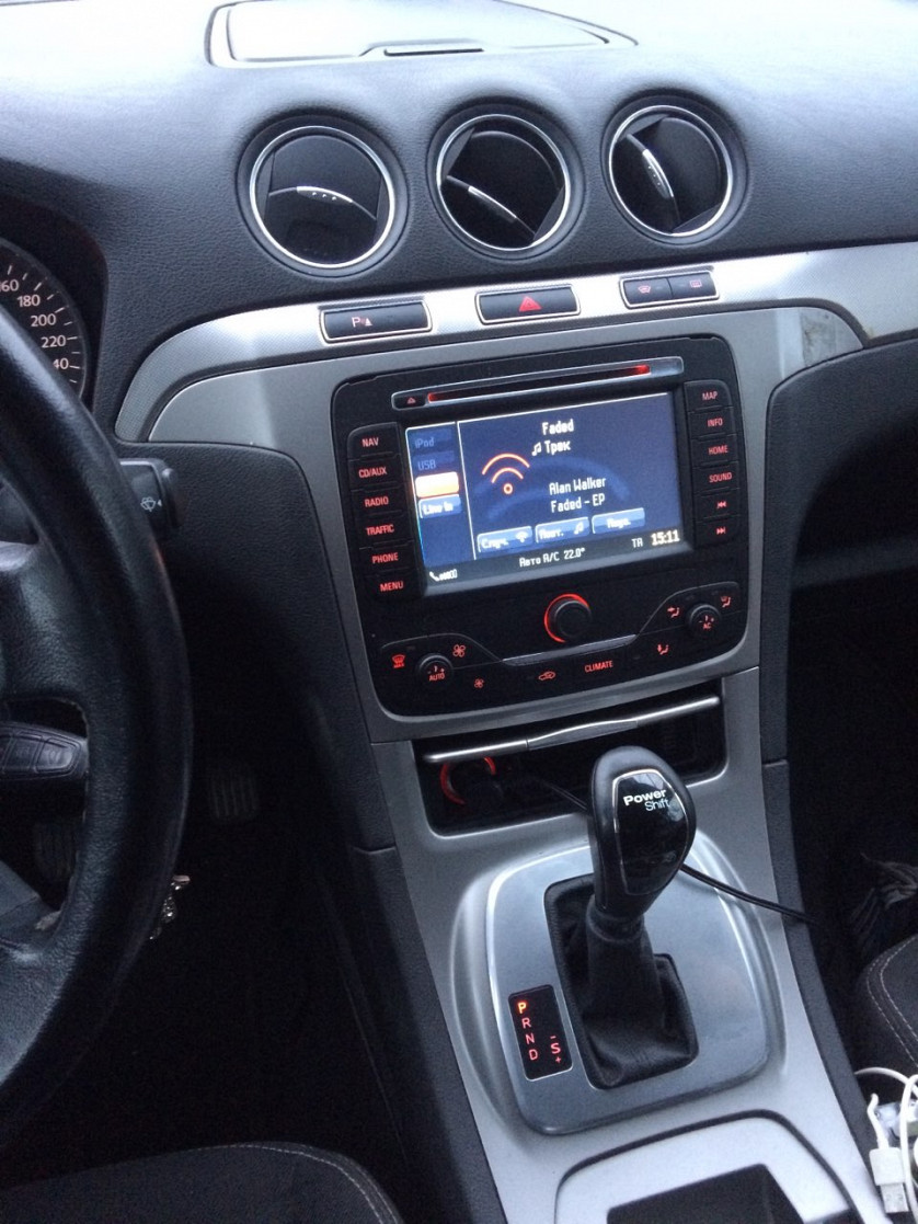 Ford Galaxy в комплектации GINA 2,0 CDI POWER SHIFT 2012год зображення 3