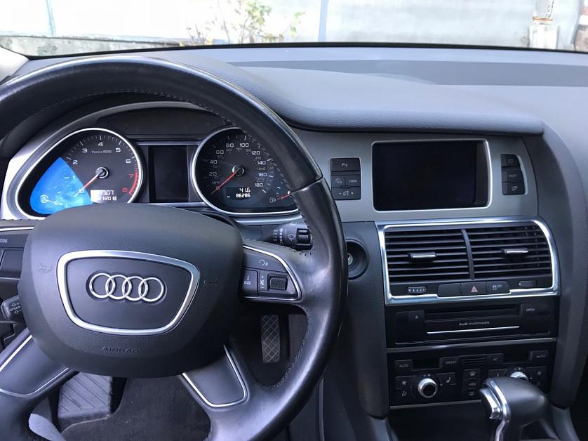 Audi Q7 2012 года. зображення 6