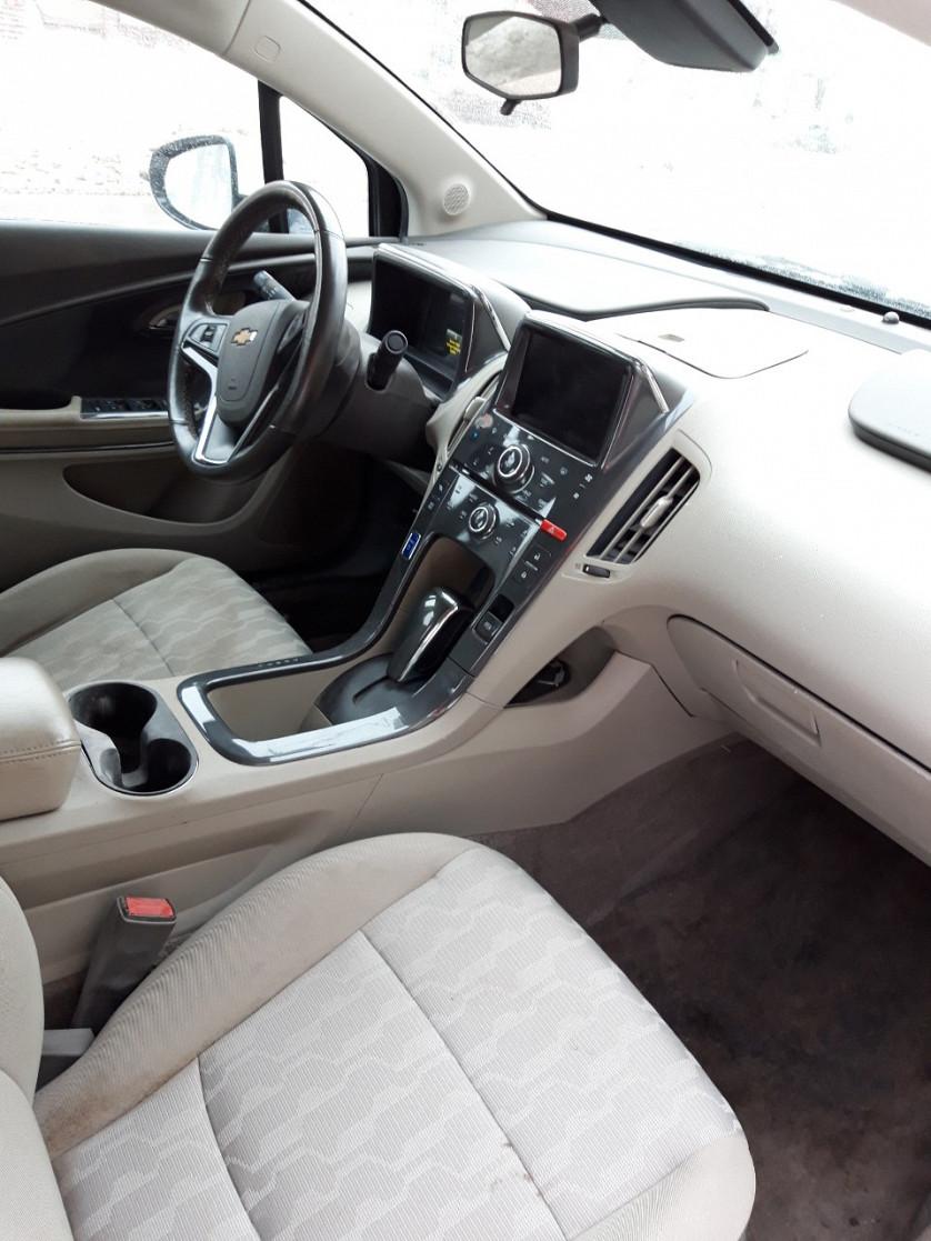 Chevrolet Volt 2014 года. зображення 1