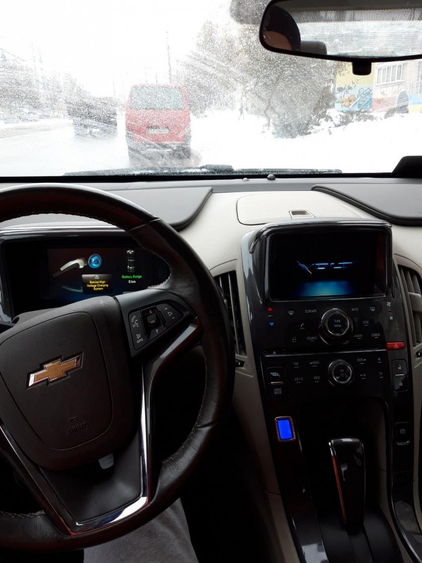 Chevrolet Volt 2014 года. зображення 6