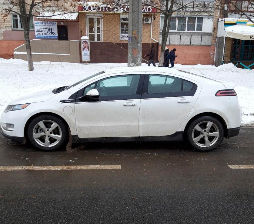 Chevrolet Volt 2014 года. зображення 3
