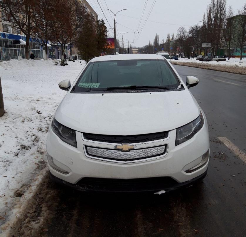 Chevrolet Volt 2014 года. зображення 7