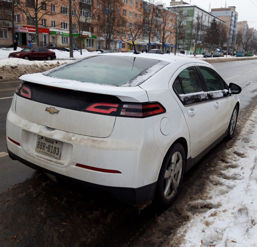 Chevrolet Volt 2014 года. зображення 2