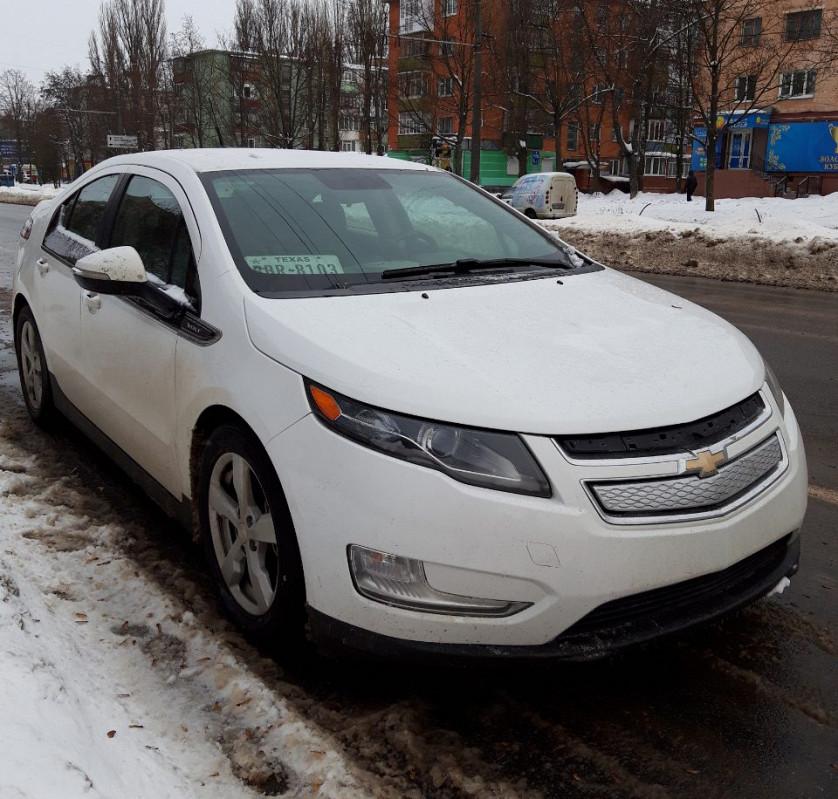 Chevrolet Volt 2014 года. зображення 4
